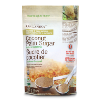 加拿大Organika 有机椰子棕糖 225克