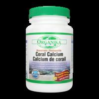 加拿大Organika 珊瑚钙胶囊 90粒装