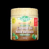 加拿大Organika  有机椰子油 454克