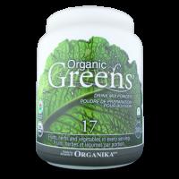 加拿大Organika 有机绿色饮料冲泡粉 300克