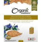 Organic Traditions - 有机发芽亚麻籽粉 454g