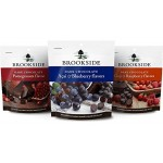 Brookside黑巧克力蓝莓/石榴/红梅枸杞夹心 (4包)