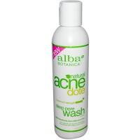 Alba AcneDote 天然抗暗疮洗脸乳 - 无油(177 ml)