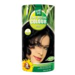 Henna Plus - 长效染发-黑色 1