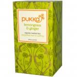 PUKKA - 柠檬草姜茶