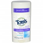 TOM'S - 天然除异味无香型香体膏