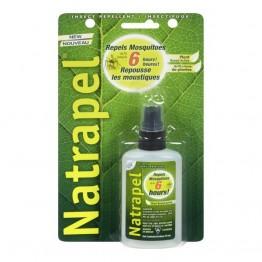 Natrapel天然6小时防蚊剂驱虫喷雾剂 74ml